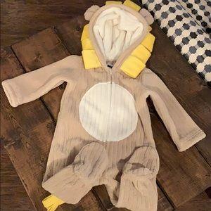 MudPie Lion Costume
